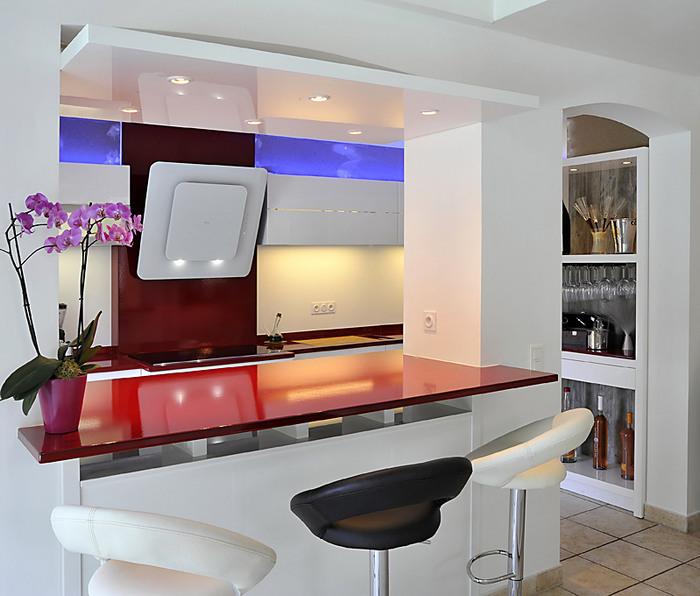 carrelage et pierre de lave maill e cuisine et salle de