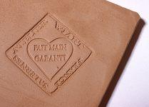Guarantee stamp - Tiles - Mural tiles - Salernes en Provence