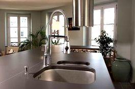 Carrelage et Lave émaillée - Cuisine et Salle de Bains - Fabrication Artisanale